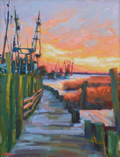 On the Docks, II