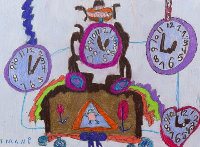 Clocks on the Wall