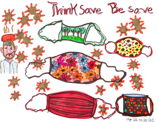 Think Saved Be Saved