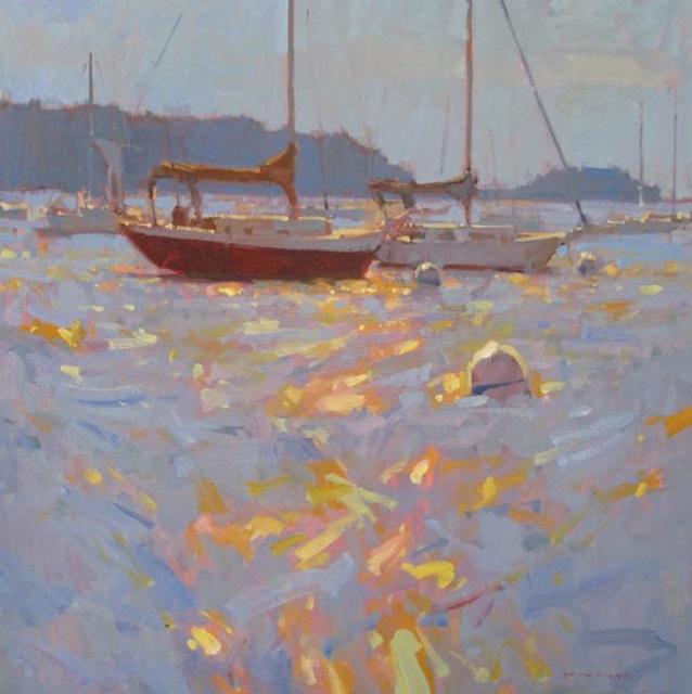 Sailboat Glare