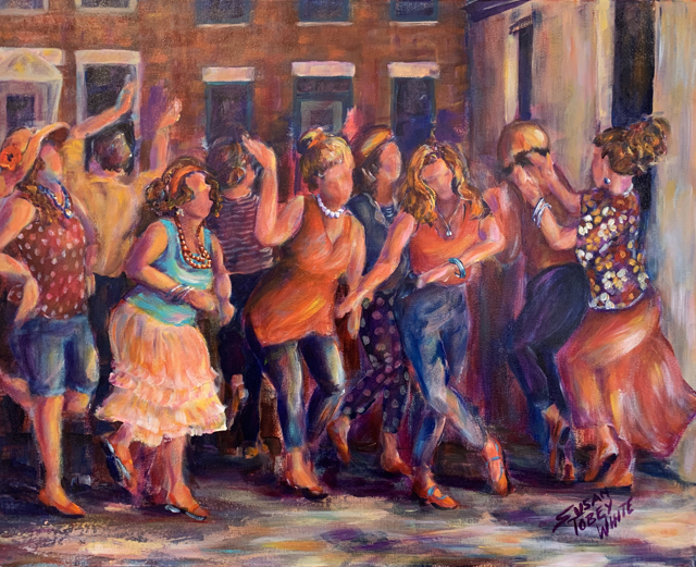 """Susan Tobey White 