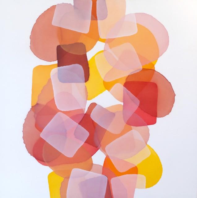 "Charles Bluett | Tutti Fruitti | Oil on Canvas | 48"" X 48"" | $6,200.00"
