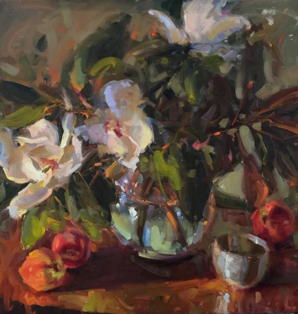Magnolias and Peaches