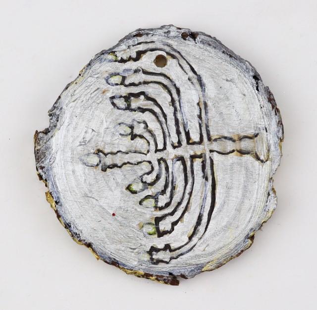Menorah (ornament)