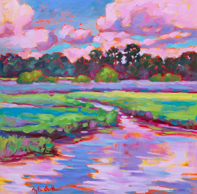 Edisto River Basin Series, I