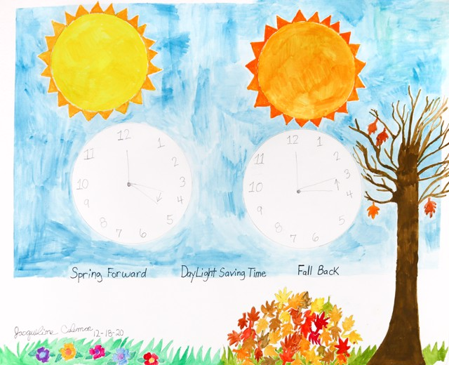 Daylight Saving Time 1