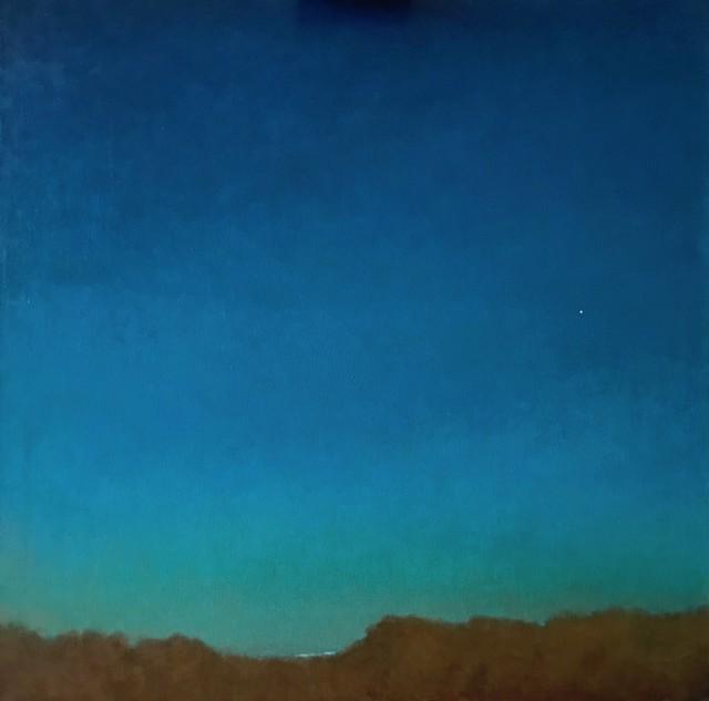 "Christine Brenner | Sea Change | Oil on Canvas | 36"" X 36"" | $5,800.00"