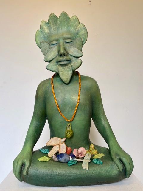 Magical Green Man
