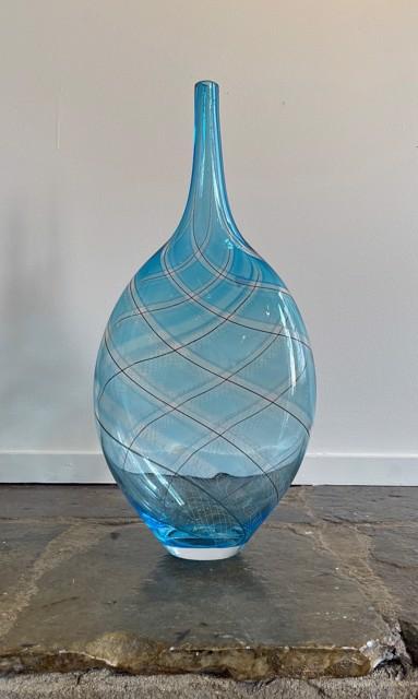 Blue Cane Bottle