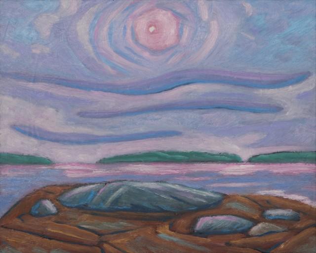 "R. Scott Baltz | Seaside Daydream, Study | Oil on Panel | 8"" X 10"" | $550.00"