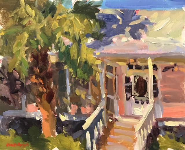Sullivan's Pink House