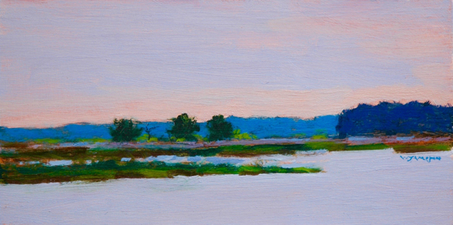 Early Evening on the Stono River