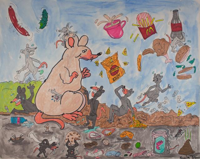 Greedy Rat