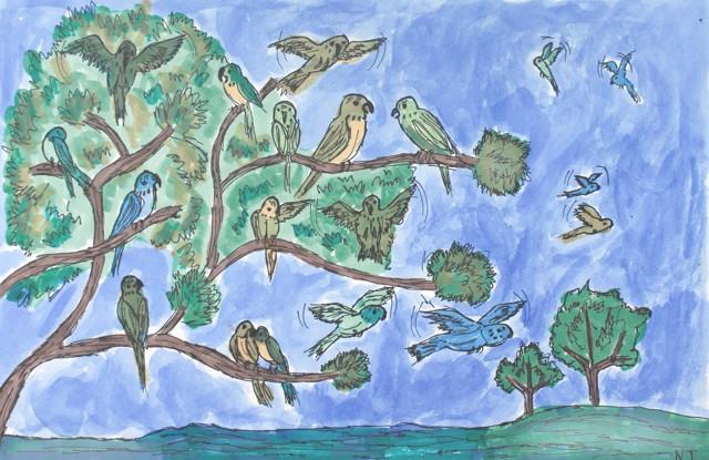 Parrot Communication
