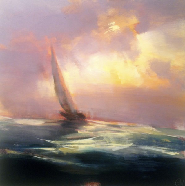 "Craig Mooney | Whispering Wind | Oil | 30"" X 30"" 