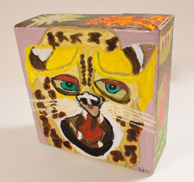 Wild II (Jaguar)