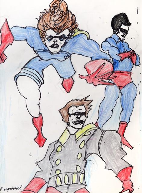 Bucky Barnes from Avengers