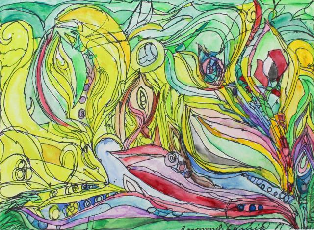 Psychedelic Scene