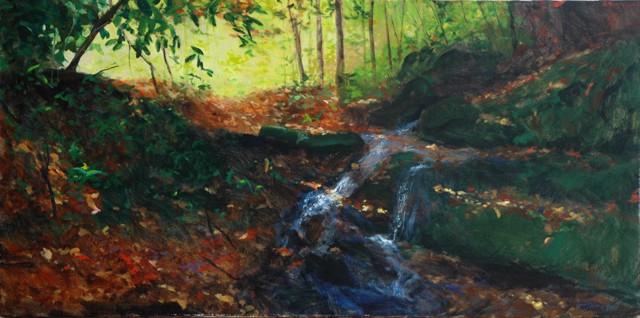 October on Tayloe's Creek