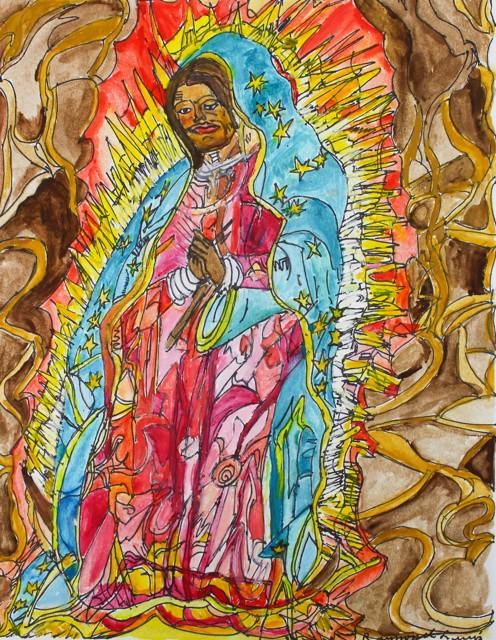 Saint Mary Jane