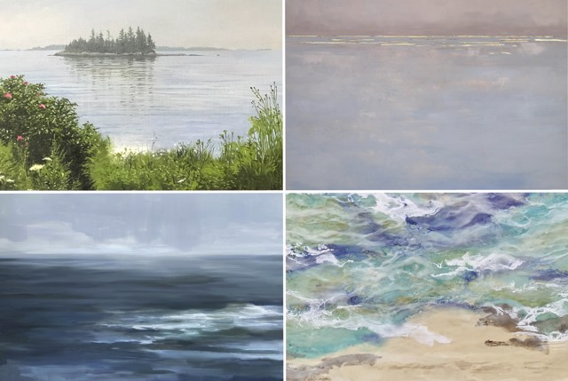 William B. Hoyt, Ellen W. Granter, Jill Matthews, & Kathy Ostrander Roberts WATER