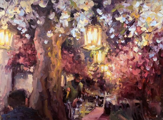 Cherry Blossom Bistro