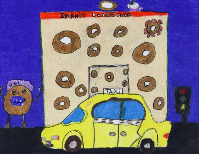 Imani's Donut Shop