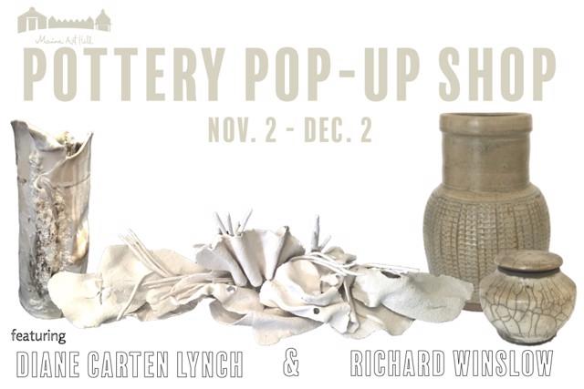 "| Pottery Pop-Up Shop |  | 0"" X 0"" |"