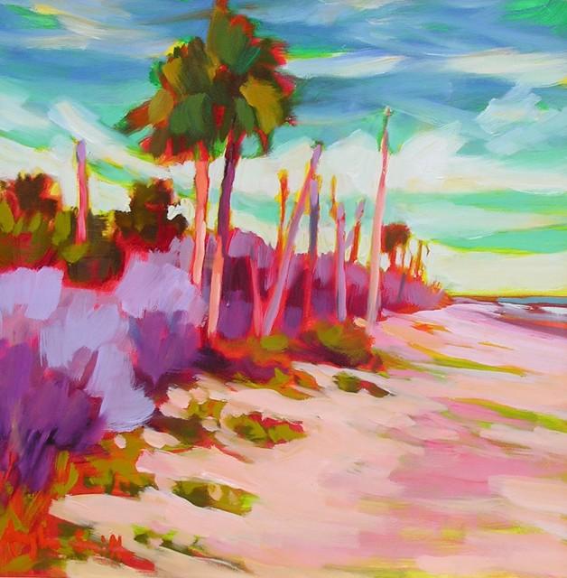 Weathered Palms