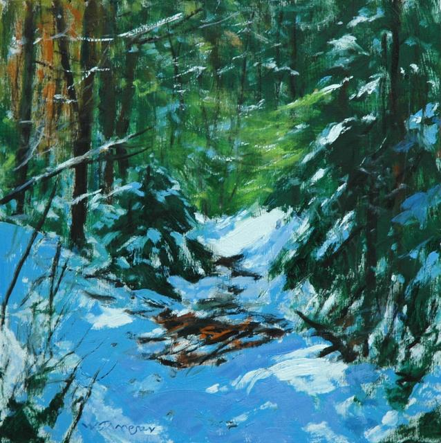 December on Roan Mountain