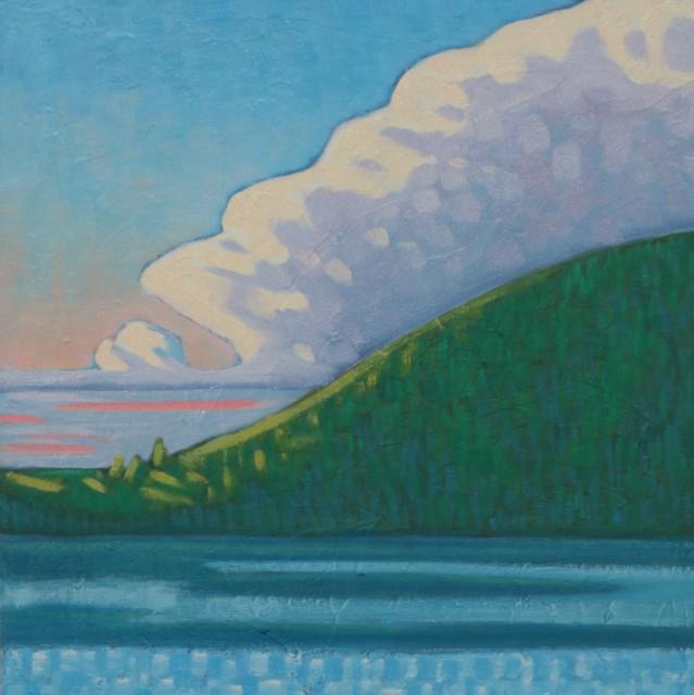 "R. Scott Baltz | Mature Anvil | Oil on Panel | 12"" X 12"" | $950.00"
