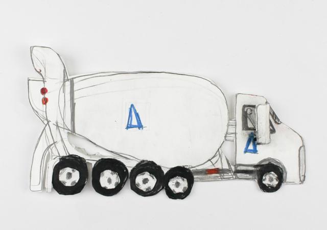 Triangle Truck