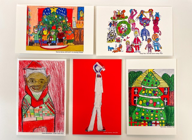 Holiday Greeting Cards 5 Pack, Edition 2