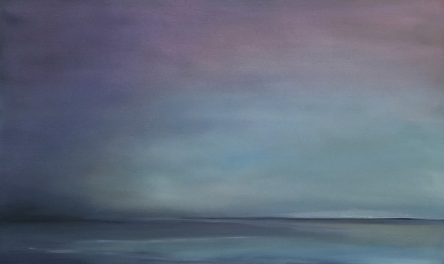 "Jennifer Clement | Enchanted | Oil on Canvas | 36"" X 60"" 