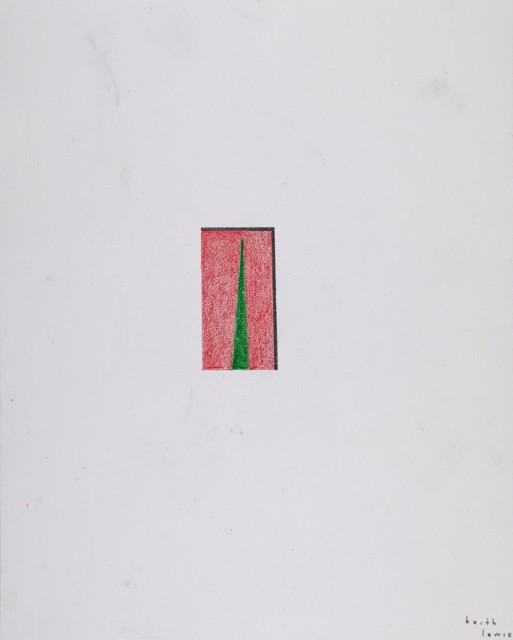 Composition 5 (red and green)