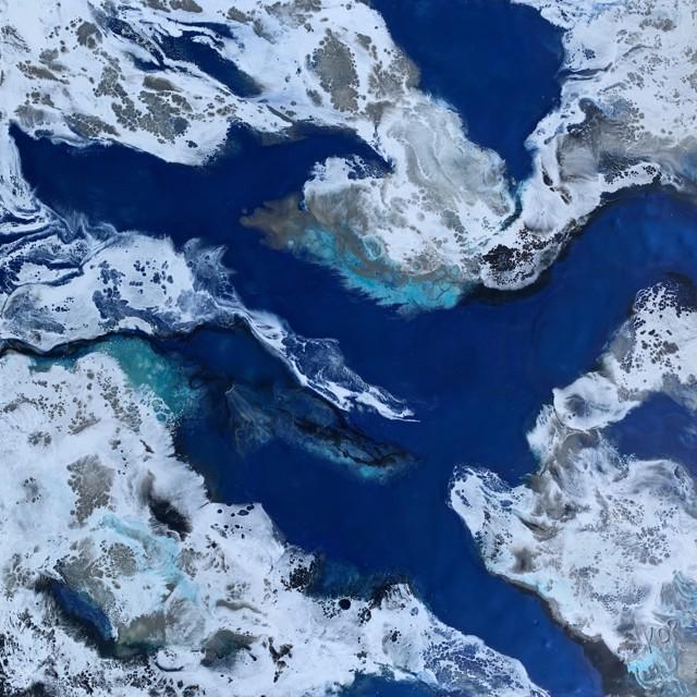 Nereids Blue Waters