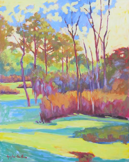 Duckweed Pond, II