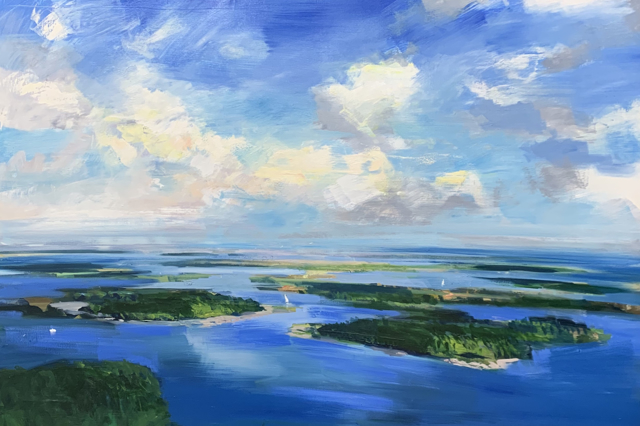 Sea Island Sail
