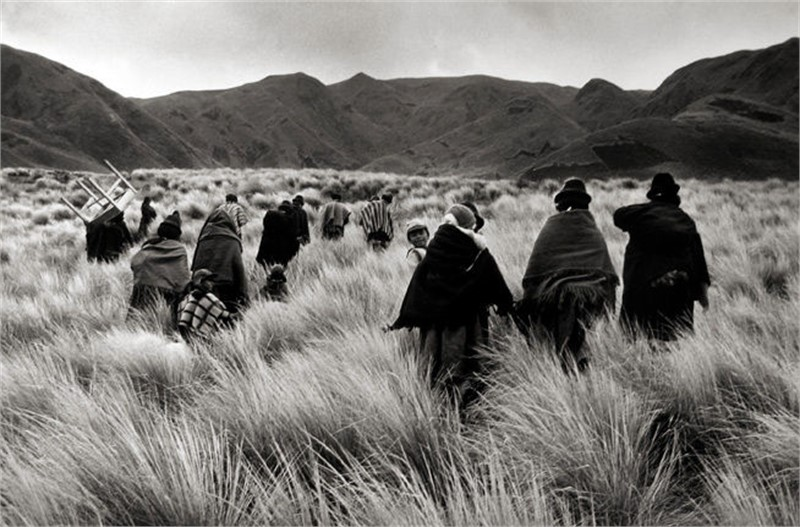 Altitlo, Chimborazo, Ecuador (8/500), 1982