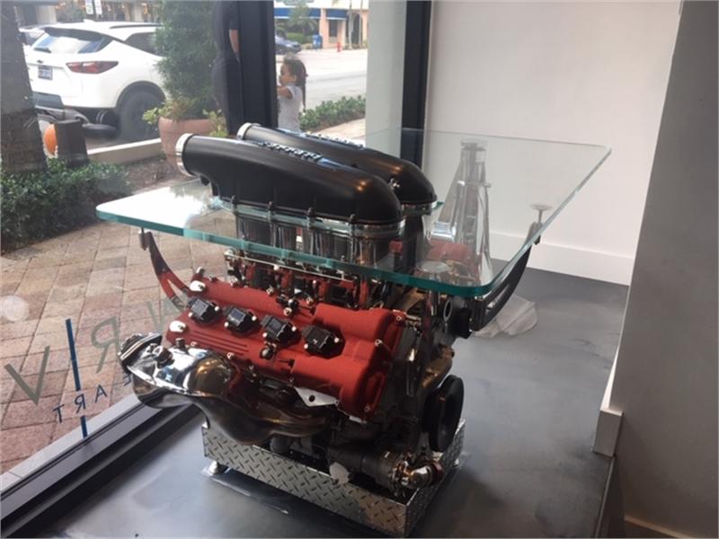 Ferrari 430 Challenge Desk, 2019