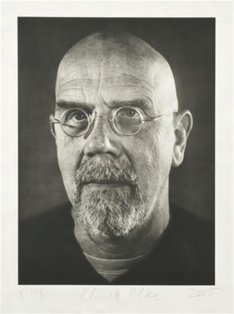 Self-Portrait/ Photogravure (1/35), 2005