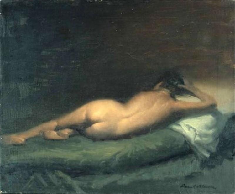 Reclining Figure, c. 1951