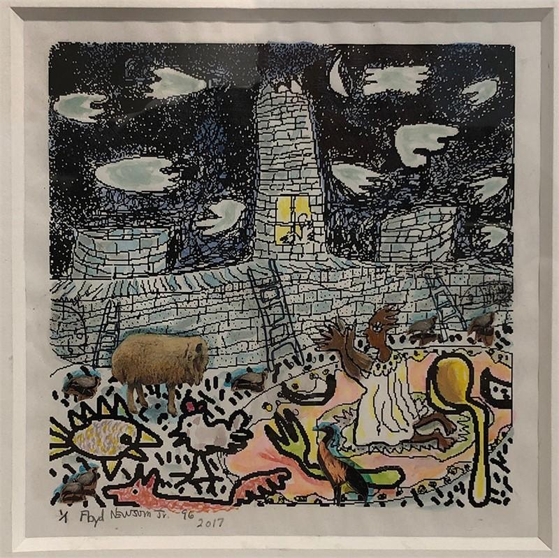 Wall of Jericho (1/1), 1996-2017