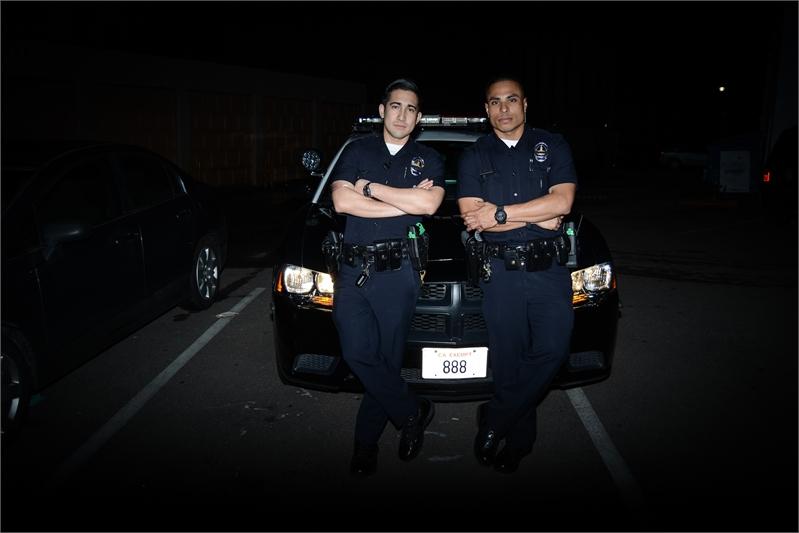 Policemen of Fairfax District (1/2), 2017