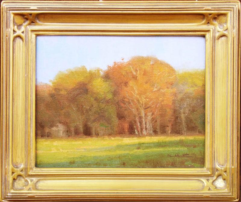 Golden Autumn, 2018