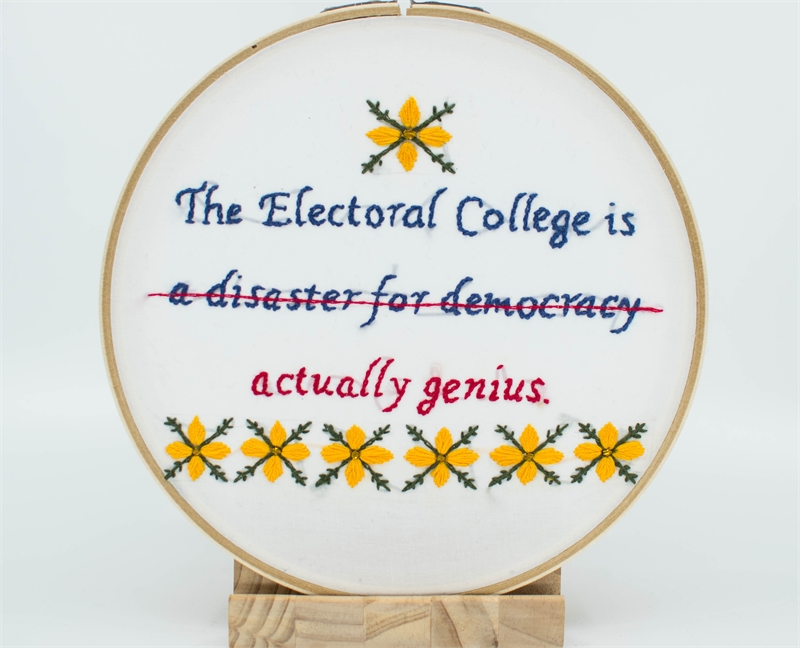 Electoral College, 2019
