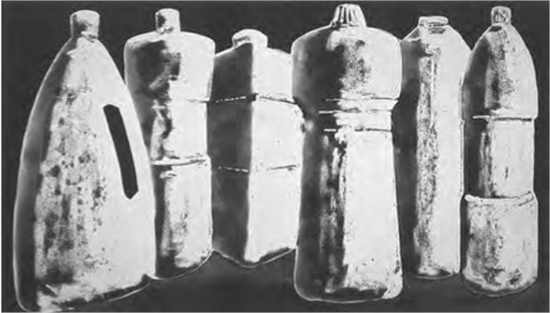 Six Bottles, State 1 (1/25), 1988