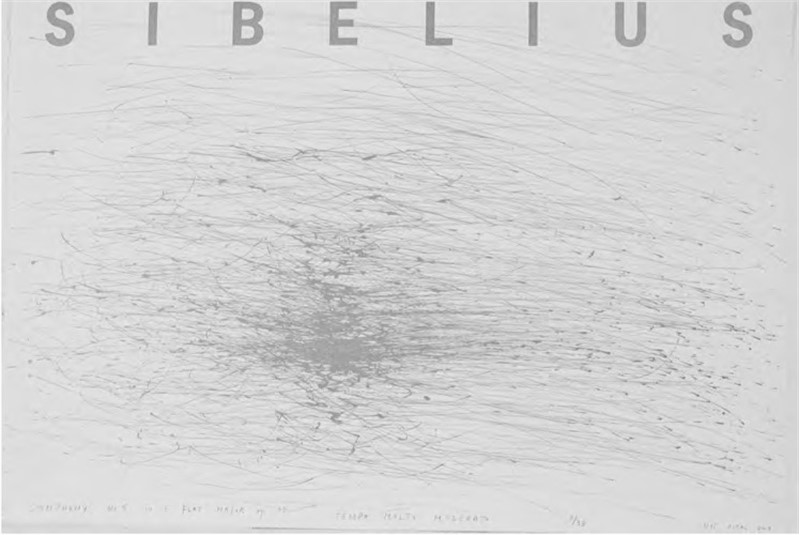 Sibelius, Symphony No. 5 in E flat major, Opus 82, Tempo molto moderato (1/33), 2004