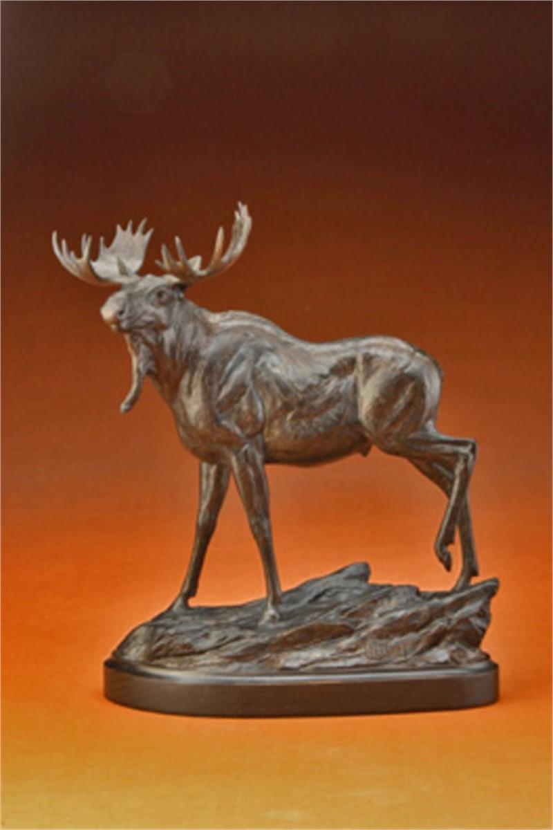 Bull Moose (#4/50)