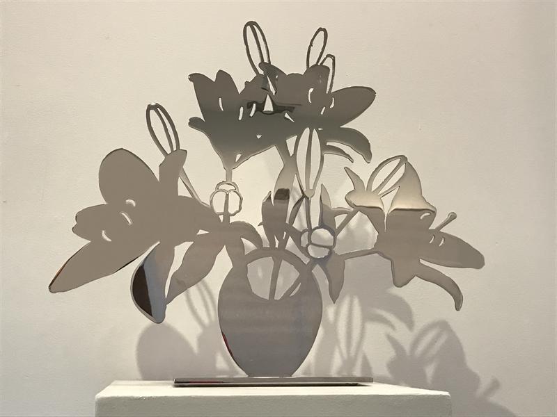 Twelve Lilies by Debbie Carfagno